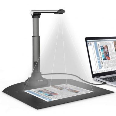 High Definition Portable Book Document Scanner