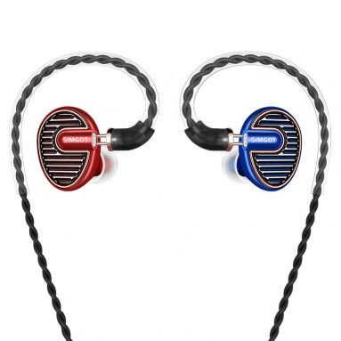 High Fidelity in-Ear Monitor Headphones Detachable Cables