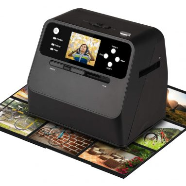 High Resolution Film Scanner