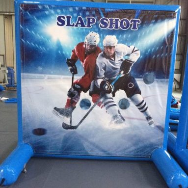 Hockey Game for Sealed Inflatable Air Frame Game