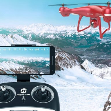 Holy Stone HS100 Drone with 1080p HD Camera FPV Live Video RC Quadcopter with GPS