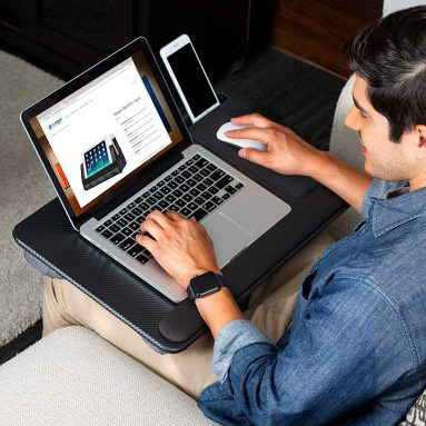 Home Office Pro Lap Desk with Wrist Rest