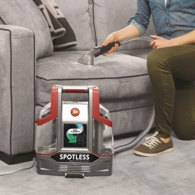 40% Discount: Hoover Spotless Portable Carpet & Upholstery Spot Cleaner