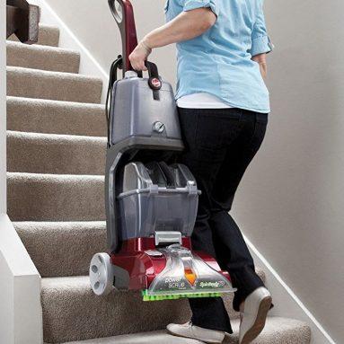 64% Discount: Hoover Carpet Basics Power Scrub Deluxe Carpet Cleaner