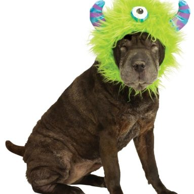 Hound Monster Green Hoodie