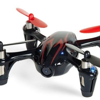 Hubsan with HD 2MP Camera  RC Quadcopter