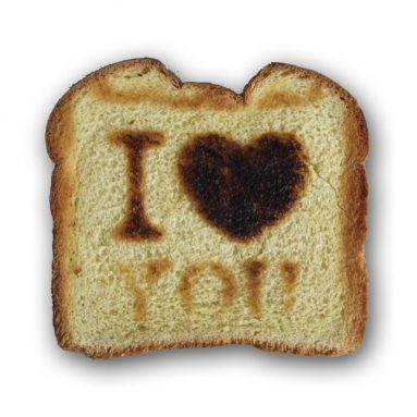 I Love You Toasters