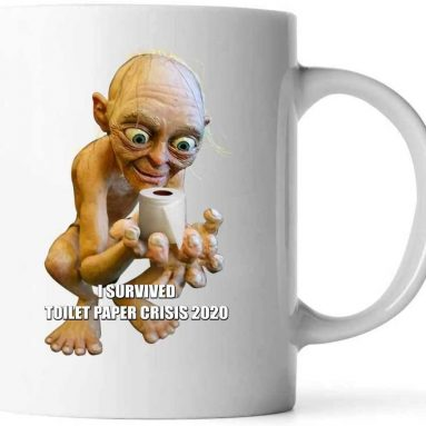 I Survived Toilet Paper Crisis 2020 Coffee Mug