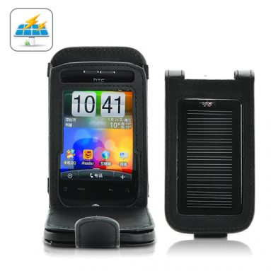 Solar Battery Charger for Mobile Devices