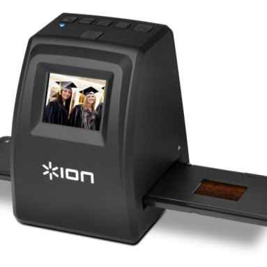 ION Film 2 SD Plus Ultra-High Resolution Slide & Negative Scanner