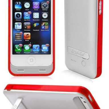 IONIC 2000 mAh Battery Case for Apple iPhone 5/iPhone 5S 2013 Smartphone