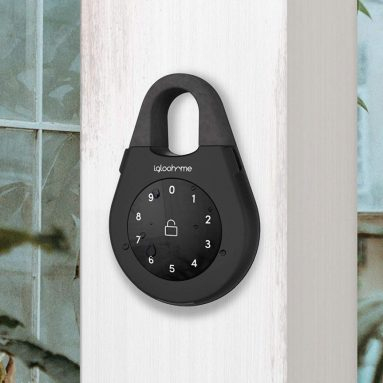 Igloohome Smart Keybox 2, Storage Lockbox for Keys