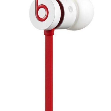 White In-Ear Headphones