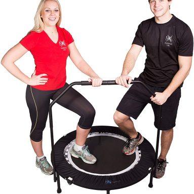 Indoor Exercise Mini Trampoline