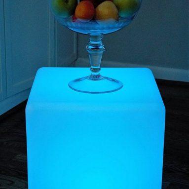 Indoor Outdoor Light Cube