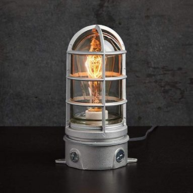 Industrial lamp with Touch dimmer
