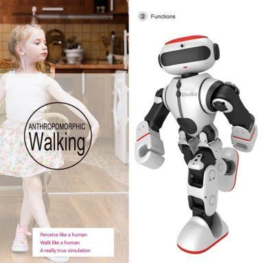 Intelligence Kids Toy Robot Dobi Intelligent Humanoid Robot VoiceAPP Control Toy