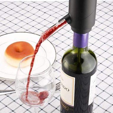 Intelligent Electronic Wine Bottle Decanter