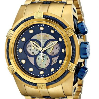 Invicta Men's Gold Watch
