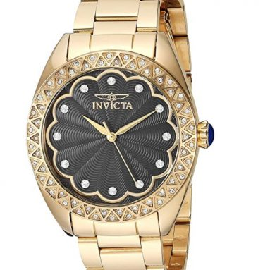 Invicta Women's 'Wildflower' Quartz Stainless Steel Watch