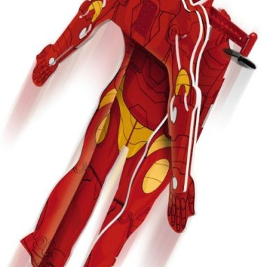 Iron Man Extreme Hero Flying Remote Controlled Toy