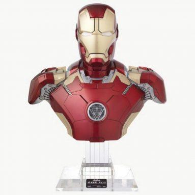 Ironman Mark. XLIII 1:1 Figurative HI-FI Bluetooth Speaker