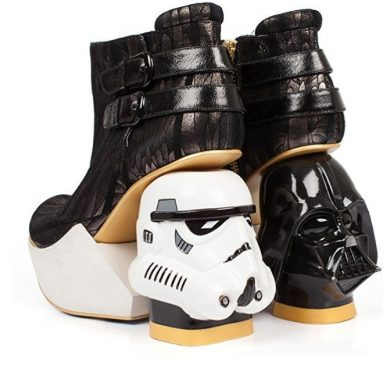Star Wars The Death Star Ankle Boots