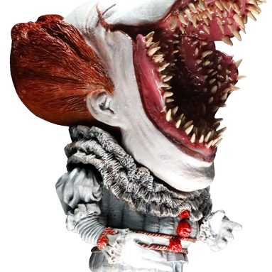It: Pennywise (Scary Version) Defo Real Soft Vinyl Statue