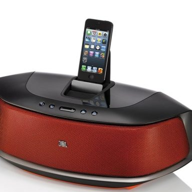 Wireless Speaker Dock with Lightning Connector