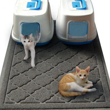 Jumbo Size Cat Litter Mat