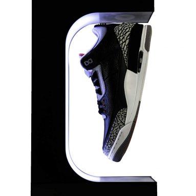 KISE Studio Levitating Shoe Display