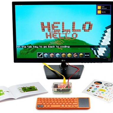 Kano Computer Kit (2017 Edition)   Make a computer. Learn to code.