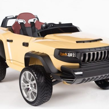 Kids Ride On Jeep 24V Power with Rubber Wheels
