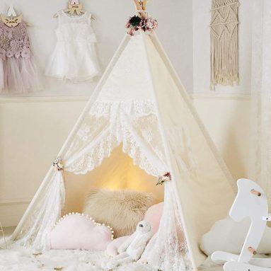 Kids Teepee Kids Play Tent Childrens Play House
