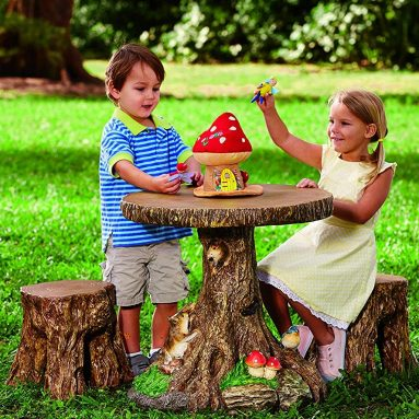 Kids Tree Tops Indoor Outdoor Furniture Set
