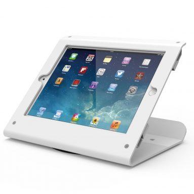 Kiosk iPad Stand – 360 Swivel Base
