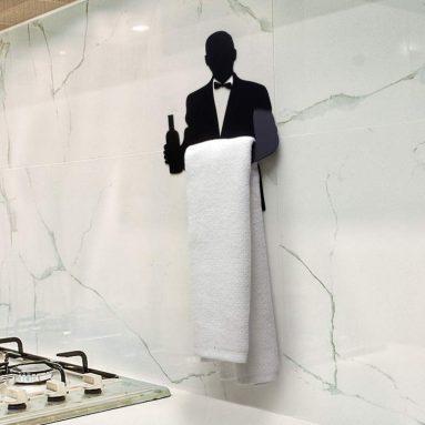 Kitchen Towel Hanger