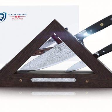 Shogun Knife Set Block