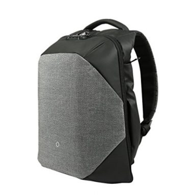 Korin Design ClickPack Pro – Anti-theft BackPack Laptop Bag with USB charging port