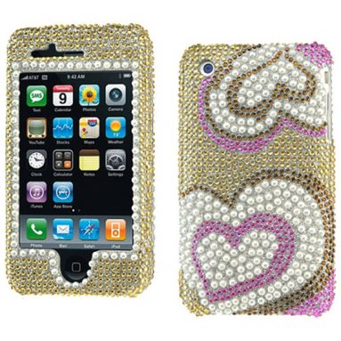 iPhone 3G/3GS Full Diamond Case