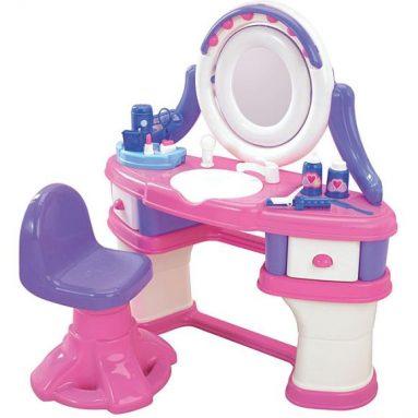American Plastics Beauty Salon Play Set