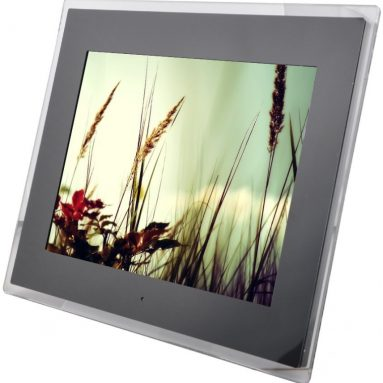 40% Discount: LCD HD Digital Photo Frame Up To 32GB Built-in Speaker