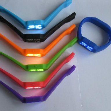 32GB LED Watch Wristband USB Memory Flash Drive