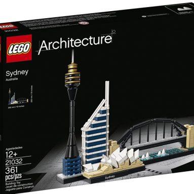 LEGO Architecture Sydney  Building Kit