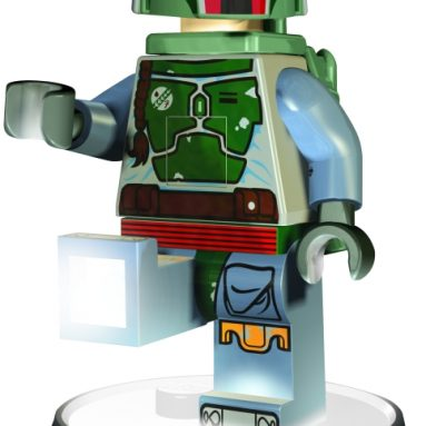 LEGO Boba Fett Torch and Nightlight