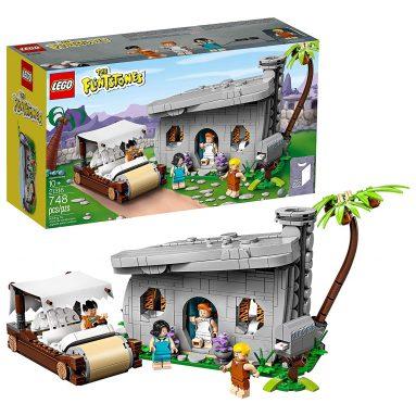 LEGO Ideas 21316 The Flintstones Building Kit
