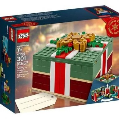LEGO Present 2018 Store Limited Edition