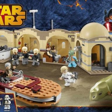 LEGO Star Wars Mos Eisley Cantina Building Toy