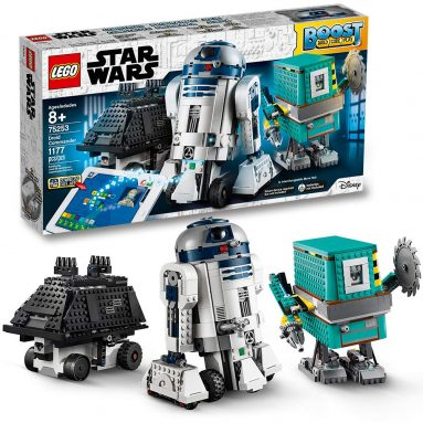 LEGO Star Wars Boost Droid Commander 75253 Star Wars Droid Building Set