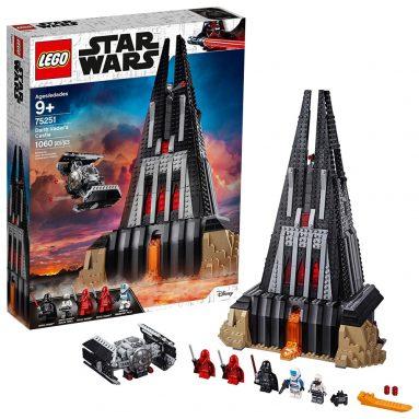 LEGO Star Wars Darth Vader's Castle 75251 Building Kit